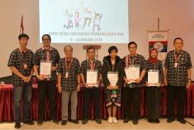 Penerima Penghargaan UPJ Award tahun 2020